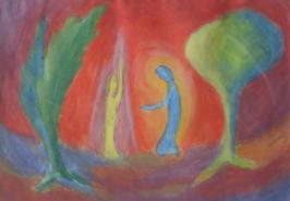 dipinto di Gregorat